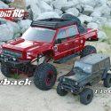 Redcat Clawback 5th Scale Rock Crawler 2