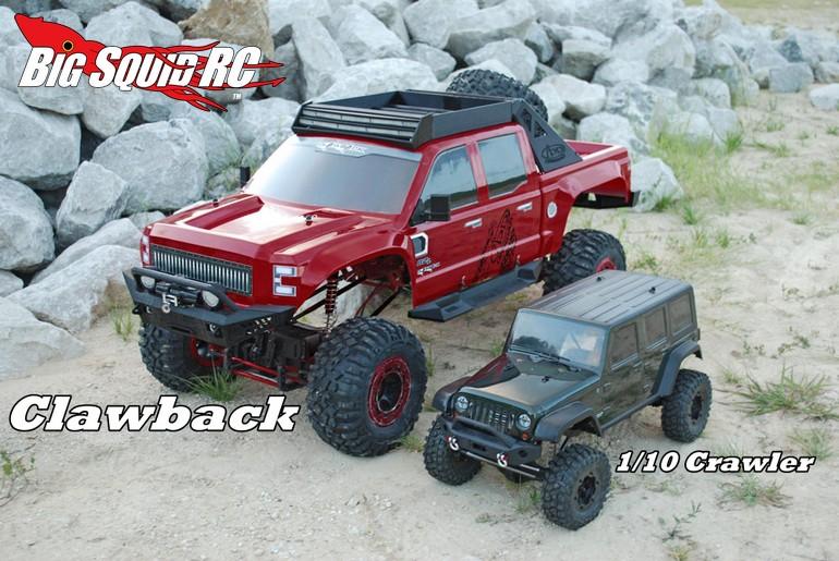 Redcat Racing 1 5 Clawback Rock Crawler 171 Big Squid Rc