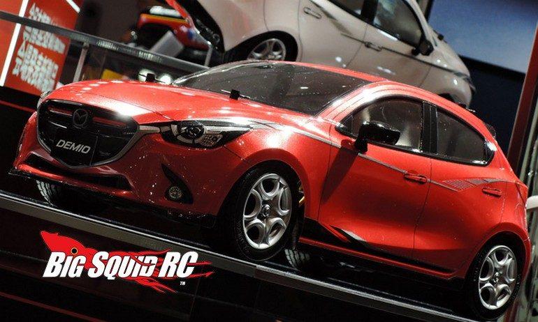 Tamiya Mazda Demio M-05