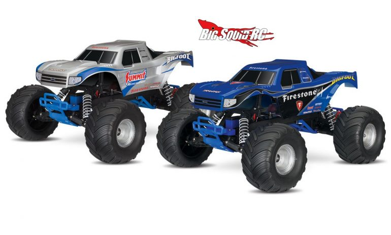 Traxxas Bigfoot Monster Truck