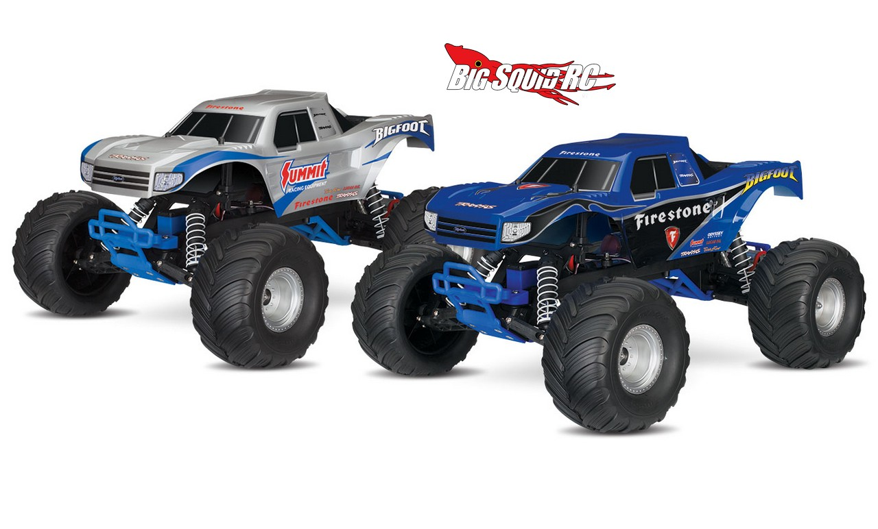 Traxxas Bigfoot Monster Truck With Video « Big Squid RC ...
