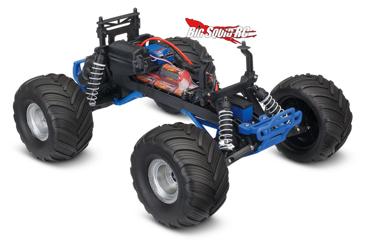 revo rc truck with Traxxas Bigfoot Monster Truck With Video on Battle furthermore 1955 59 Chevy Truck Chassis together with 120494370665 likewise 282207655092 besides Traxxas 1 16 E Revo VXL 4WD Brushless Truck W TQ 24GHz Radio 1200mAh 6 Cell Battery.