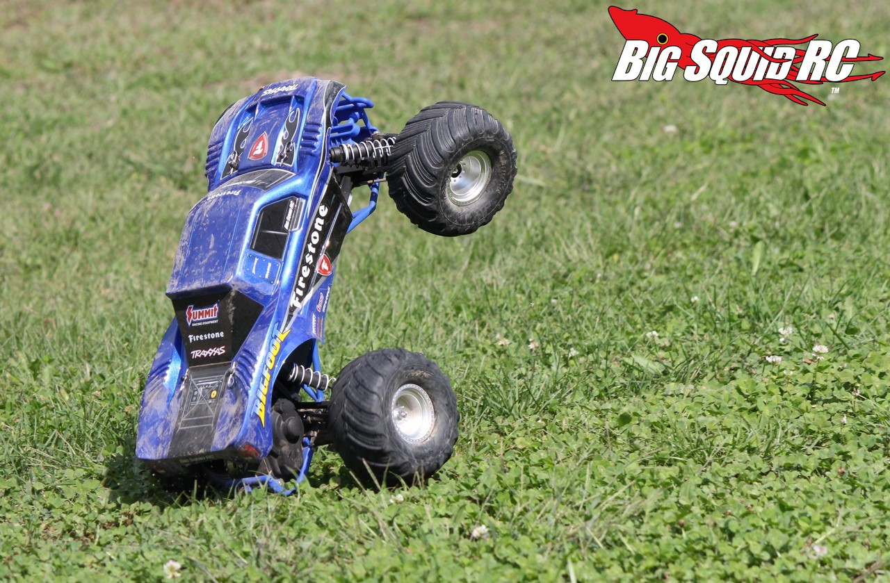 Traxxas Bigfoot Monster Truck Review Big Squid Rc Car And Parts Rustler Brushed Quick Start Manual Exploded View A Good Makes Easier To Work On Get Proper Part Numbers