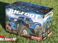 Traxxas Bigfoot Unboxing