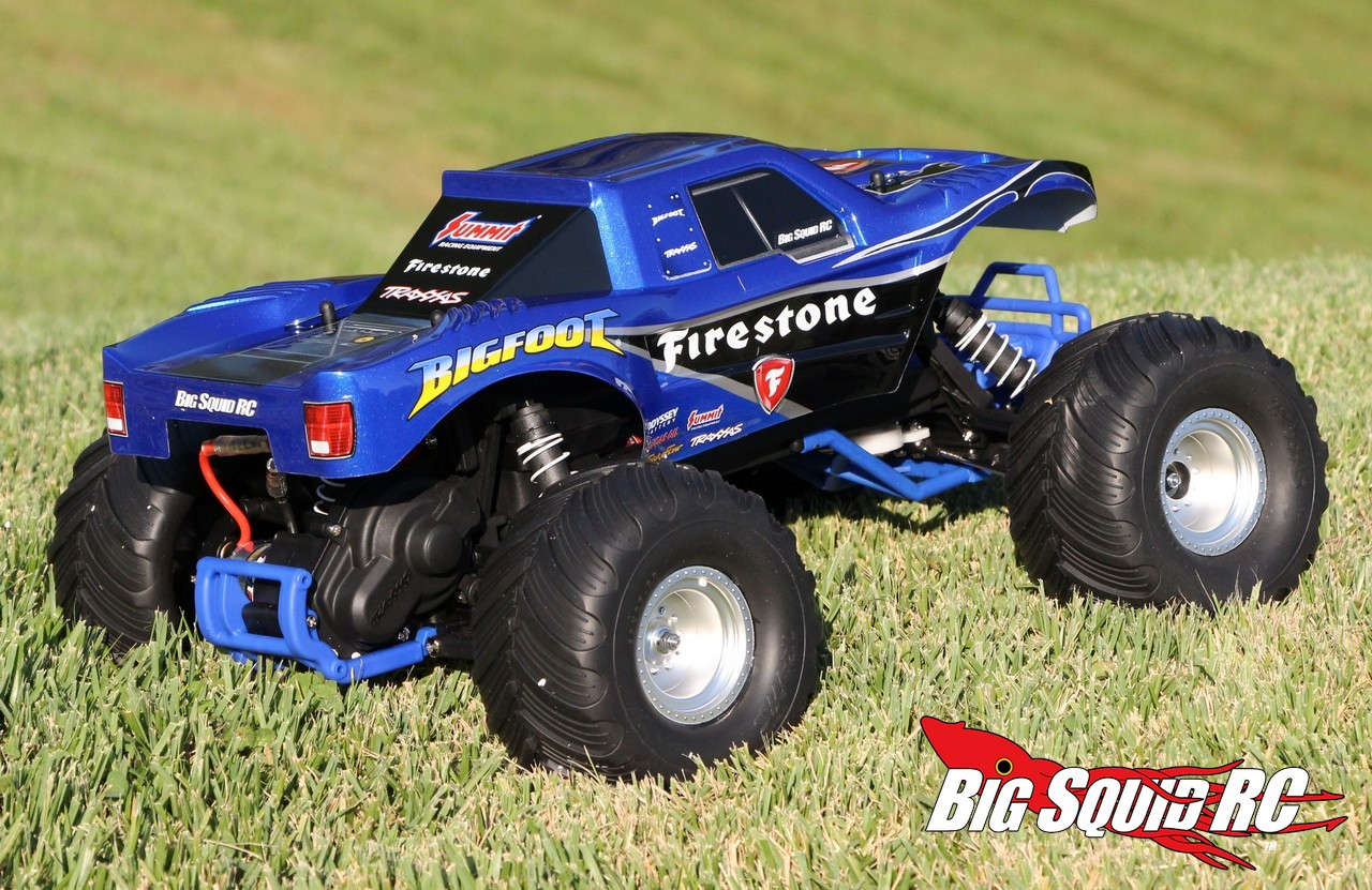 Unboxing – Traxxas Bigfoot Monster Truck « Big Squid RC ...
