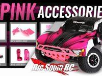 Traxxas Pink Accessories