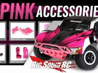 Traxxas Pink Accessories