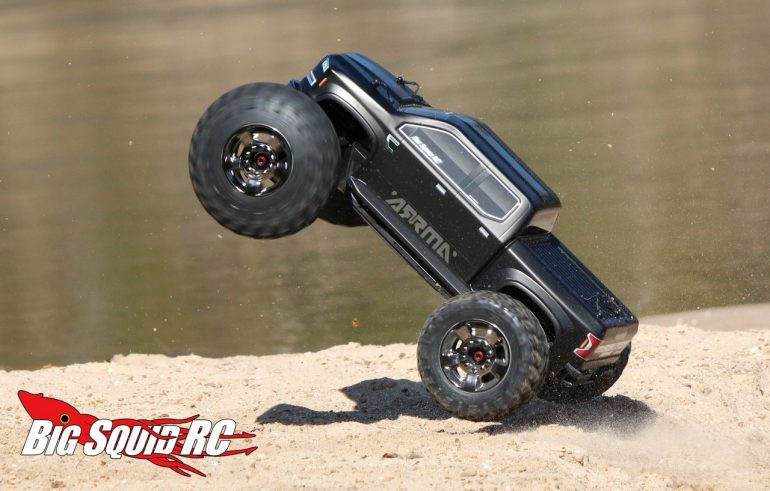 ARRMA Nero Big Rock BLX Review
