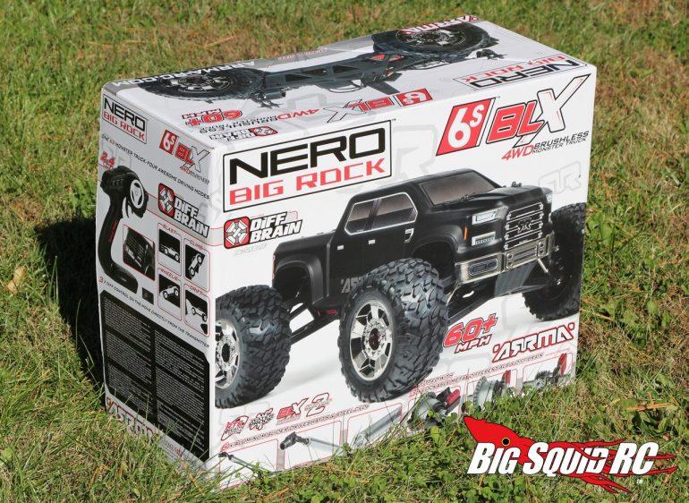 ARRMA Nero Big Rock Unboxing
