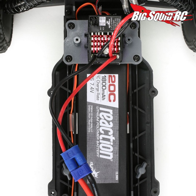 1/10 2wd ECX Ruckus & Torment RTR With LiPo Battery « Big ...