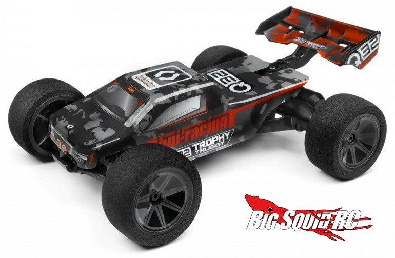 HPI Racing Q32 Trophy Truggy