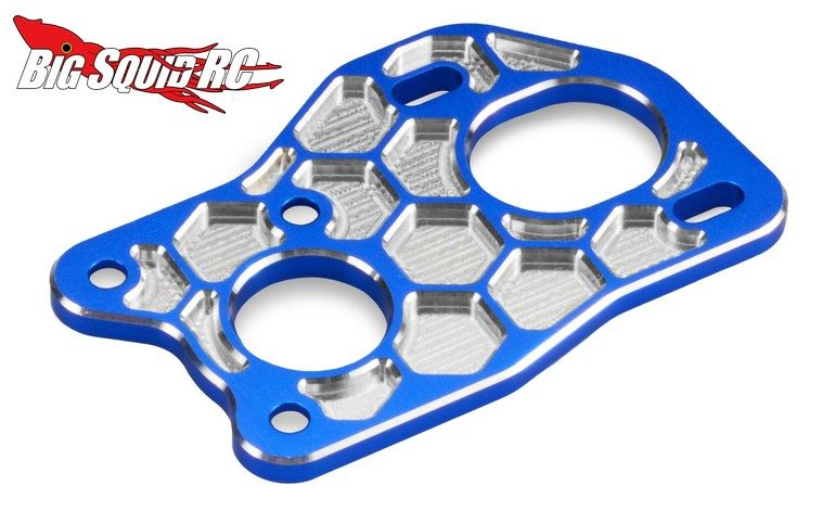 JConcepts B6 3-Gear Lay Down Honeycomb Motor Plate
