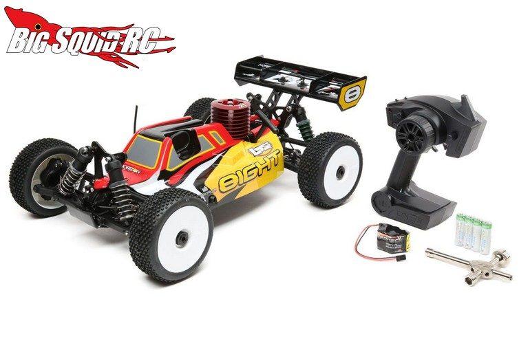Losi 8IGHT 4WD Nitro Buggy RTR