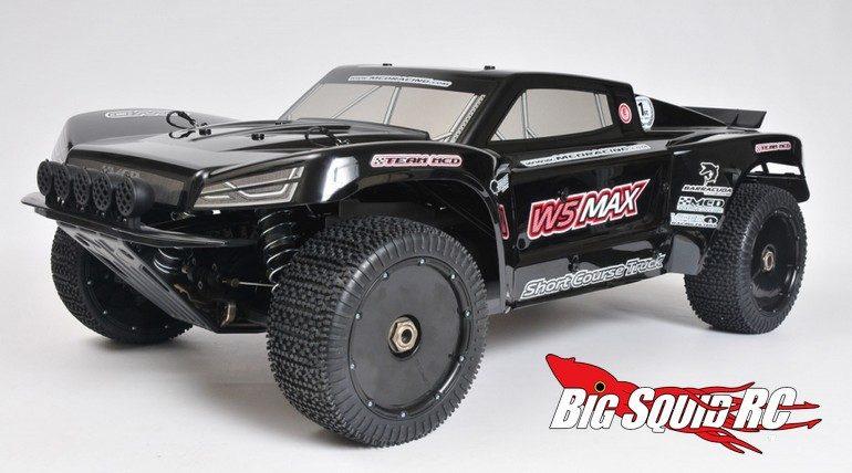 MCD Racing W5 Max Factory Team SCT
