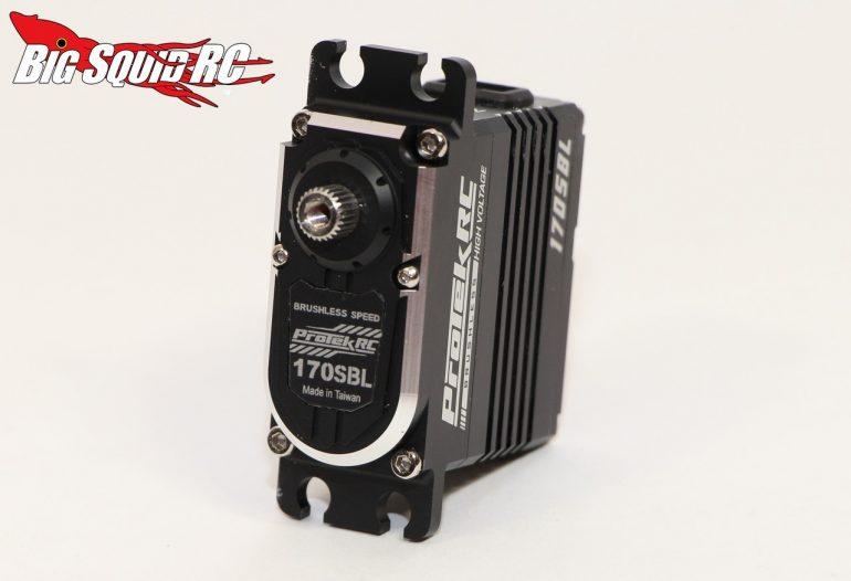 ProTek 170SBL Servo Review