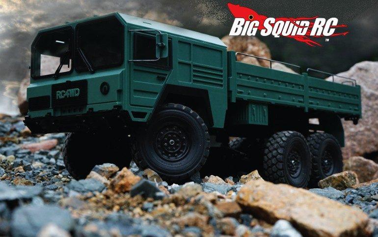 RC4WD Beast II 6x6 RTR