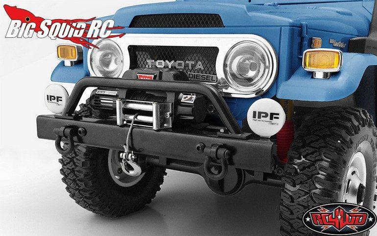 RC4WD Winch Bumper G2