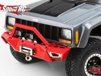 RC4WD Red Metal Front Bumper Axial SCX10 I II