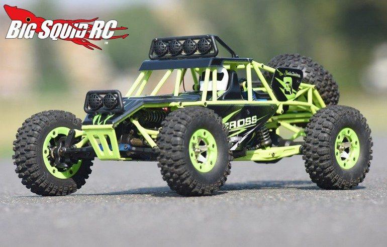 Ripmax Across 1/12th 4WD RTR rock crawler