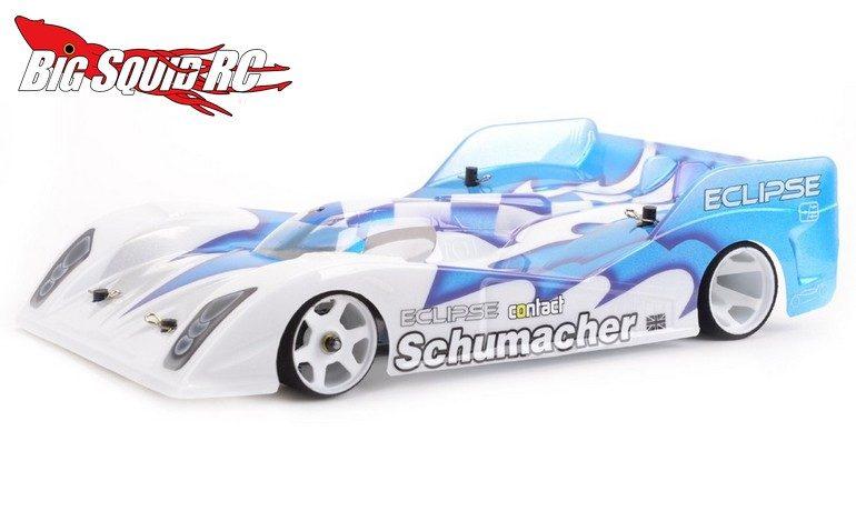Schumacher Eclipse 1/12th LMP