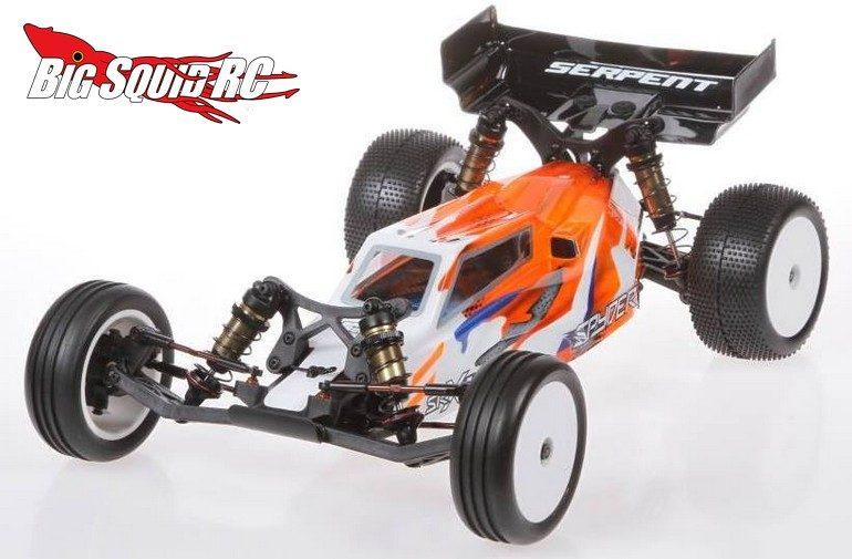 Serpent Spyder SRX2 MidHybrid Buggy