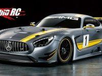 Tamiya Mercedes-AMG GT3