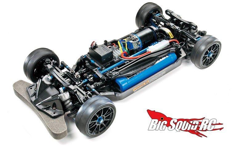Tamiya TT-02R Chassis Kit