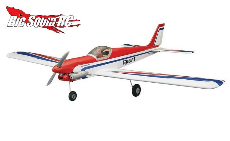 Tower Hobbies Sport Gp Ep Arf Airplane 171 Big Squid Rc Rc