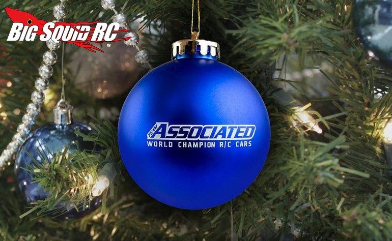 2016 Team Associated/Reedy Christmas Tree Ornament