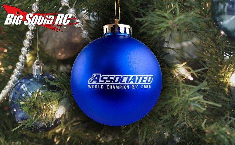 2016 Team Associated/Reedy Christmas Tree Ornament