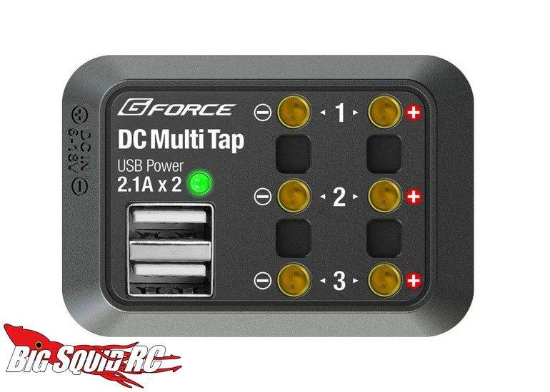 GForce DC Multi Tap