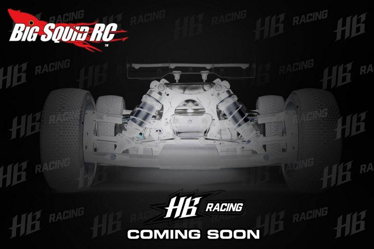 hb racing buggy teaser