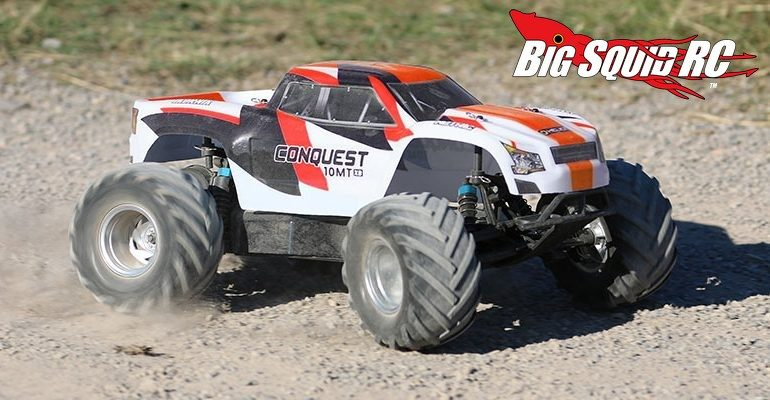 Helion Conquest 10MT Monster Truck