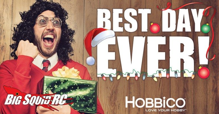 Hobbico Best Day Ever Contest