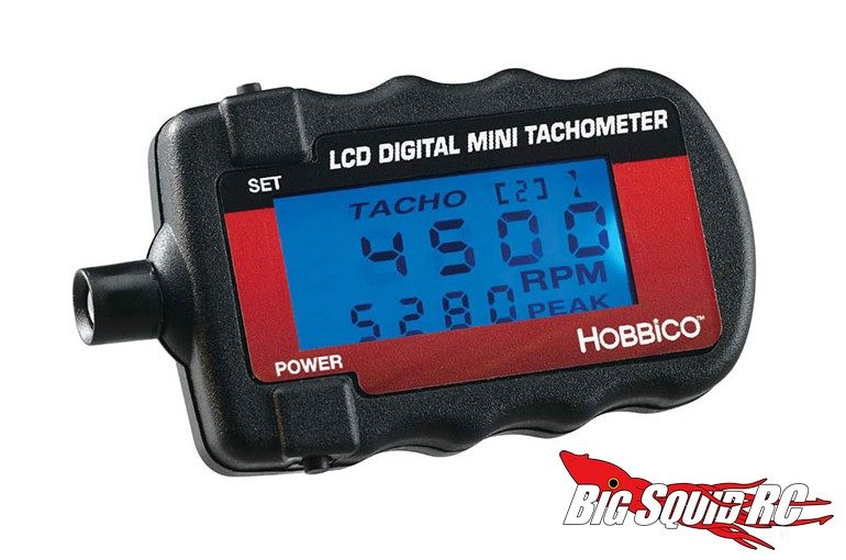 Hobbico Mini Digital Tachometer