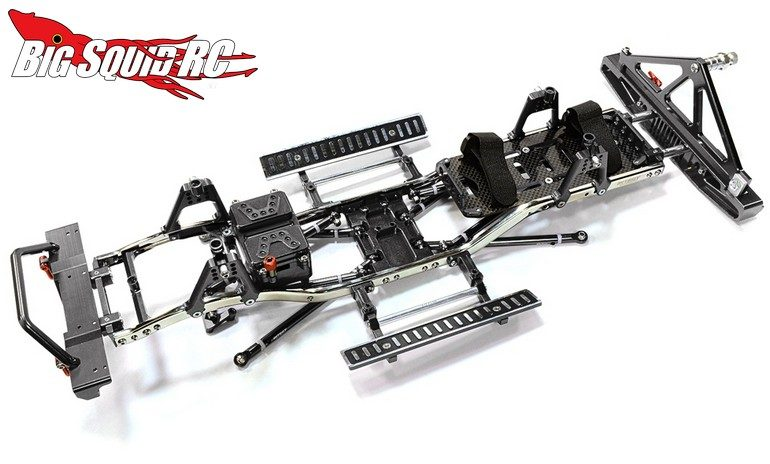 Integy Steel Ladder Chassis Kit For SCX10 « Big Squid RC – RC Car ...