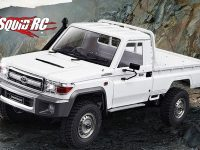 Killerbody RC Toyota Land Cruiser 70 Hard Body