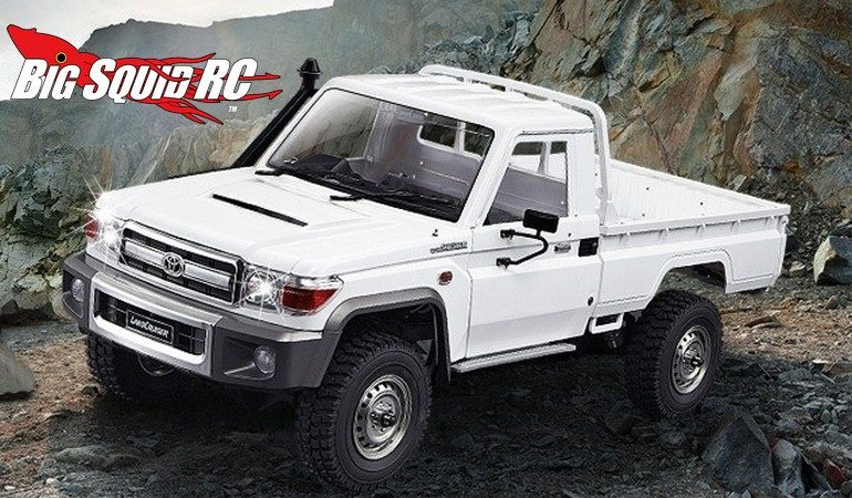 Killerbody RC Toyota Land Cruiser 70 Hard Body