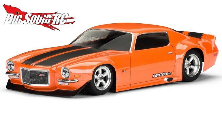 PROTOform 1971 Chevrolet Camaro Z28 Body « Big Squid RC ...