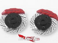 RC4WD Baer Brake Systems Rotor and Caliper Set