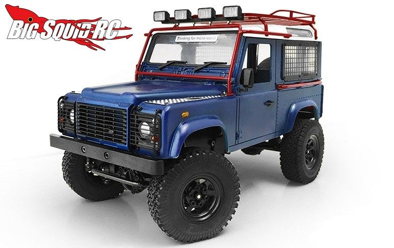 RC4WD Roof Rack