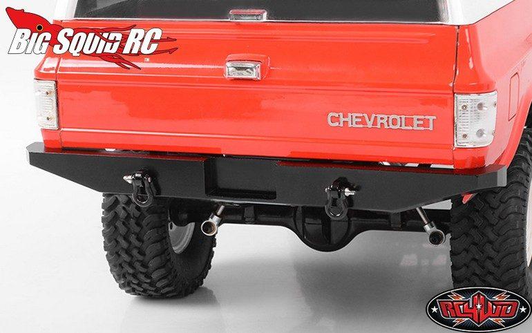 RC4WD Chevy Blazer Bumper
