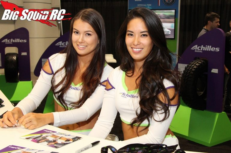 SEMA Show 2016 Spokesmodels Booth Babes