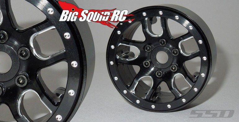 SSD Double Time Beadlock Wheels