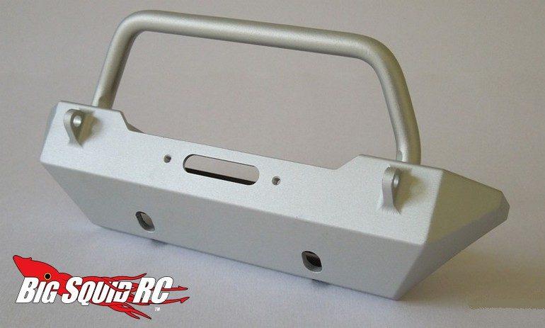 SSD SCX10 Winch Bumper