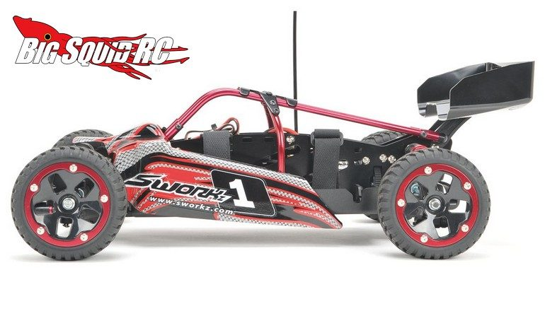SWORKz Fox 4x4 Buggy