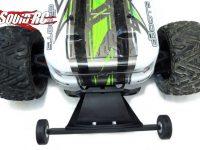 T-Bone Racing Wheelie Bar ARRMA Nero