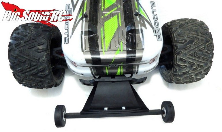 T-Bone Racing Wheelie Bar ARRMA Nero
