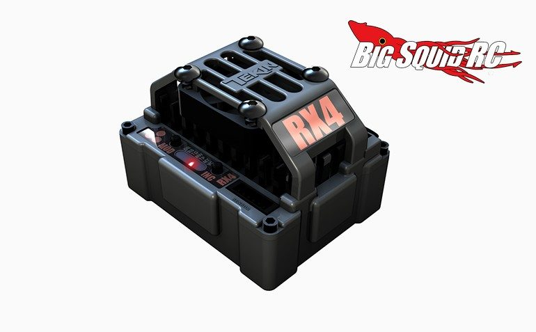 Tekin RX4 Hard Box ESC