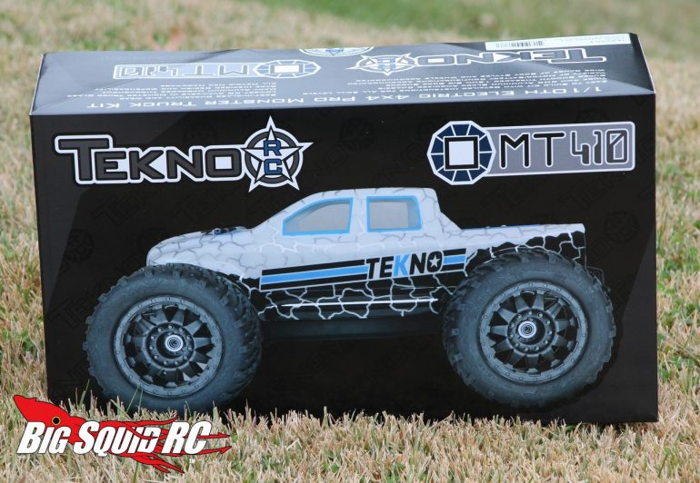 Tekno MT410 Unboxing